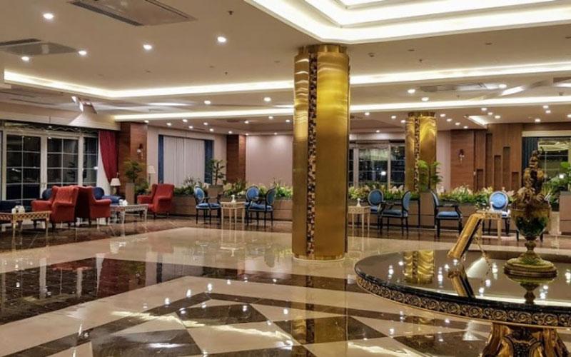 هتل امپریال ارس جلفا