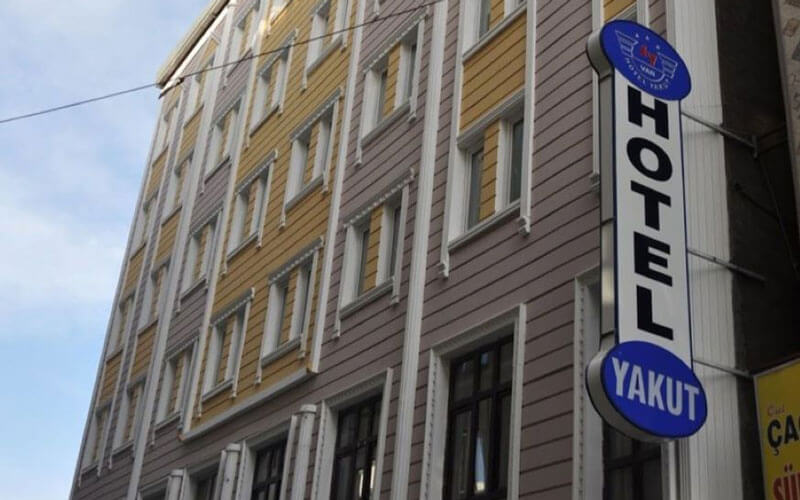 هتل Yakut Van