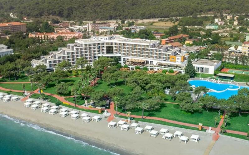 هتل Rixos Beldibi Antalya