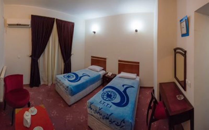 هتل جهانگردی مرند