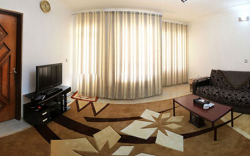 هتل آپارتمان قهوه سوئی سرعین