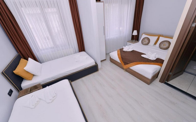 هتل Oliva Hotel Istanbul