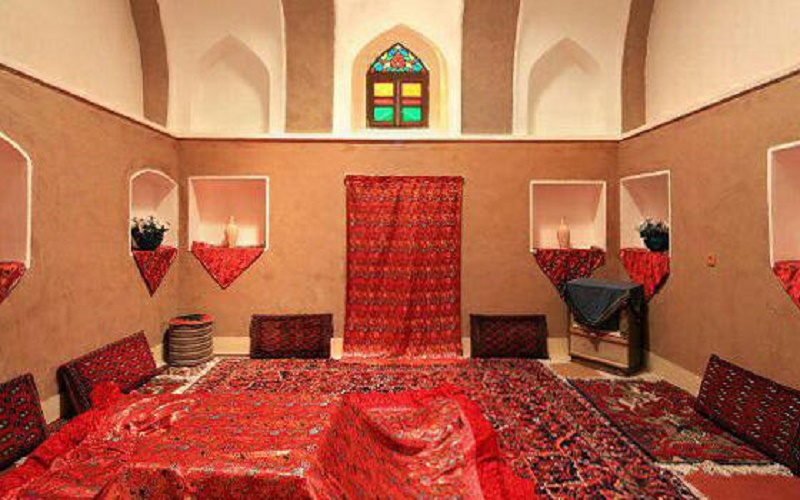 هتل سنتی خالو میرزا اردکان
