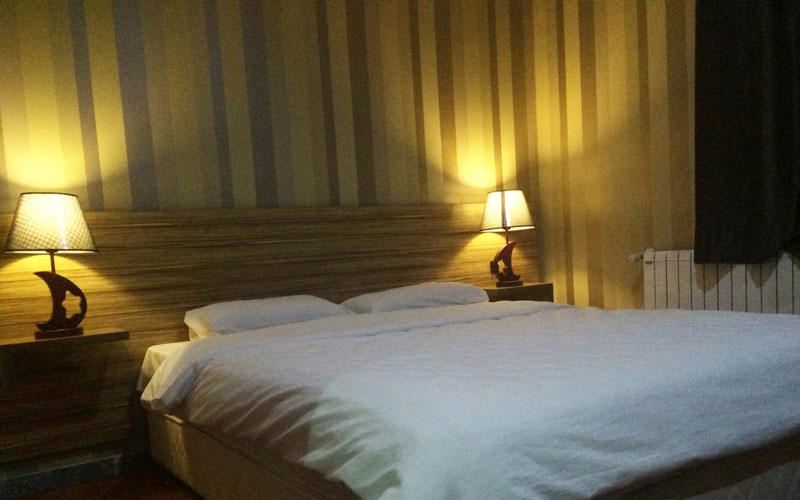 هتل خلیج فارس رضوان سرعین