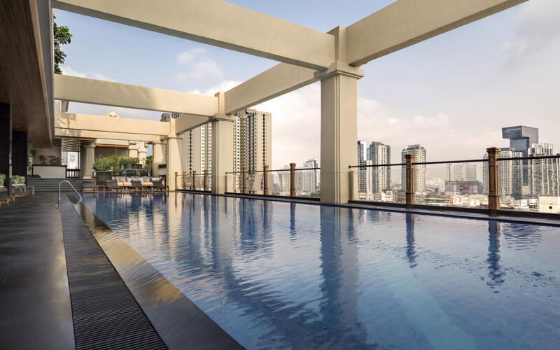 هتل لنکستر بانکوک