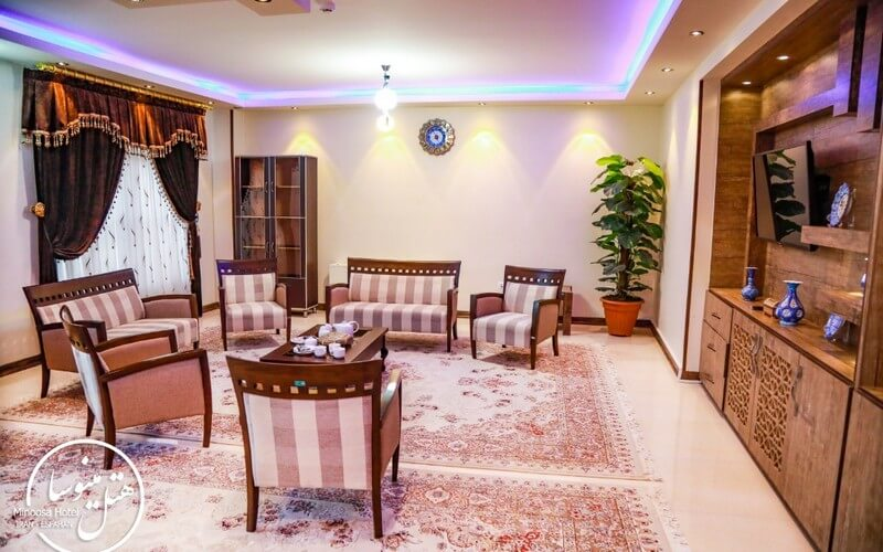 خانه مسافر مینوسا اصفهان