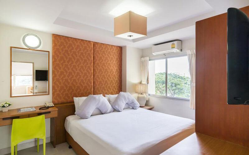 هتل Bella Villa Prima Pattaya