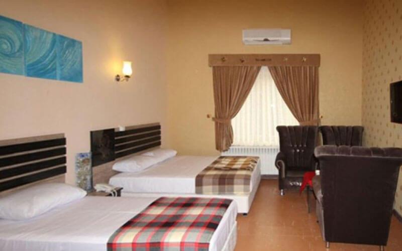 هتل شهر آمل