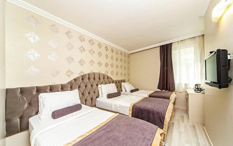 هتل Kervansaray Istanbul
