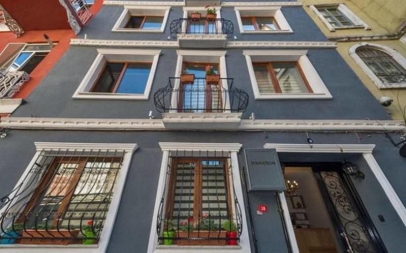 هتل Cirrus Suites Tomtom Istanbul
