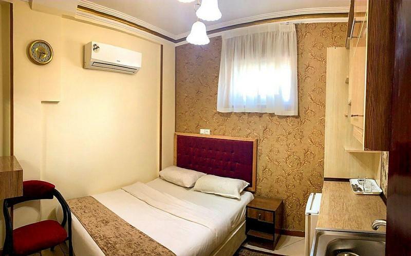 هتل آپارتمان جمالی مشهد