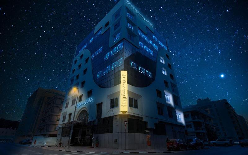 هتل Signature INN Al Riqqa Deira Dubai