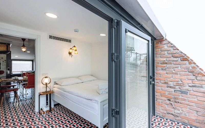 هتل Villa Pera Suite Hotel Istanbul