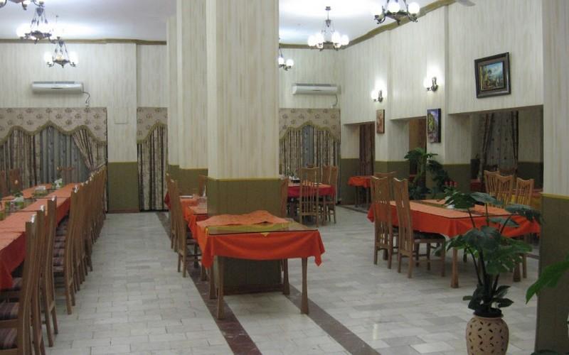 هتل جهانگردی میناب