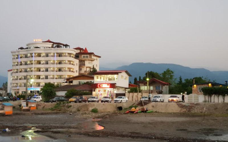 هتل آپارتمان فلامینگو چالوس