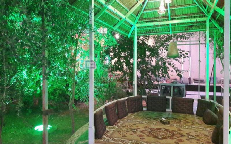 اقامتگاه سنتی ساباط یزد