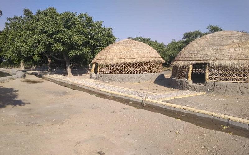 اقامتگاه باغ سنگی سیرجان