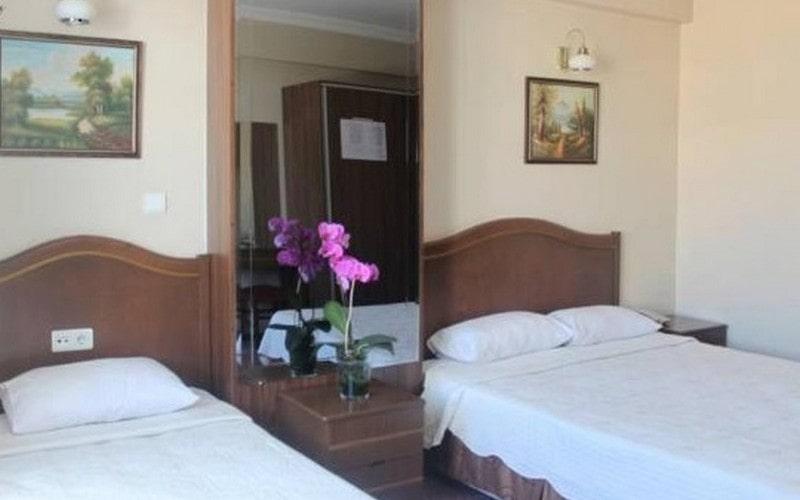هتل Fatih Resadiye Hotel Istanbul