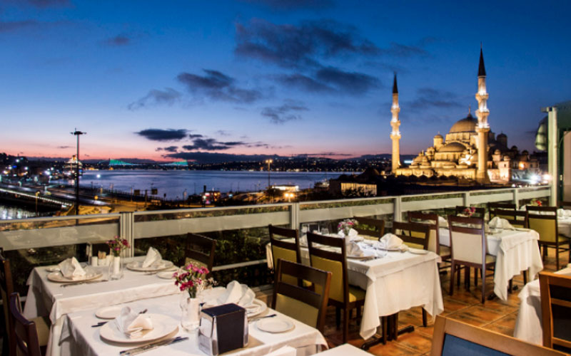 رستوران حمدی استانبول
