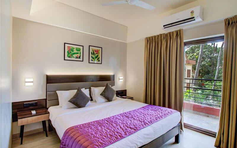 هتل Somy Plaza (Formerly Somy Resort) Goa