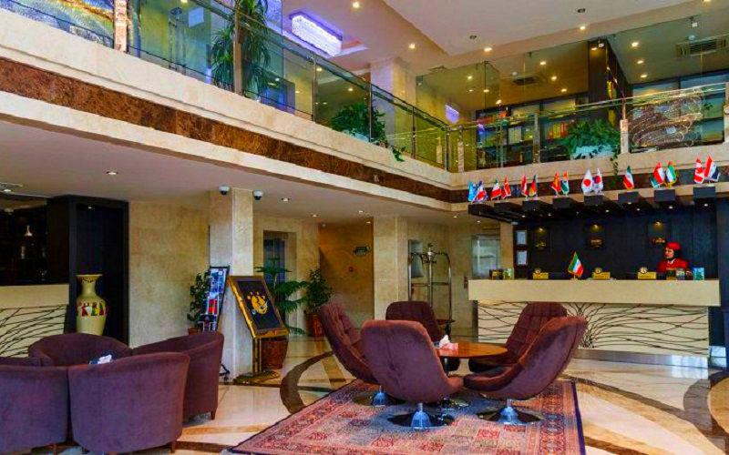 هتل رویال شیراز