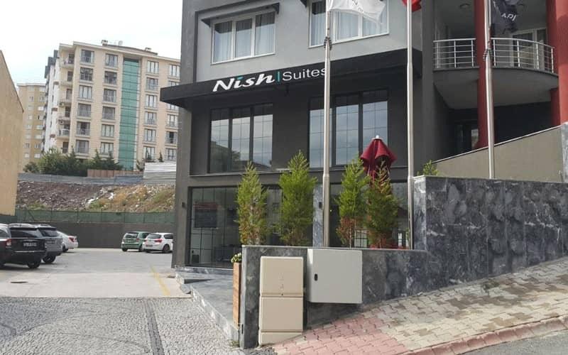 هتل Nish Suites Atasehir Istanbul