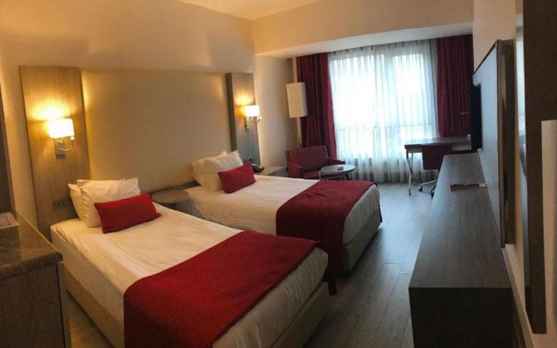 هتل رامادا انکور ازمیر