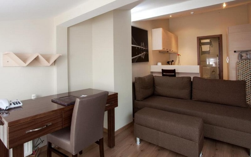 هتل Derpa Suite Hotel Osmanbey Istanbul