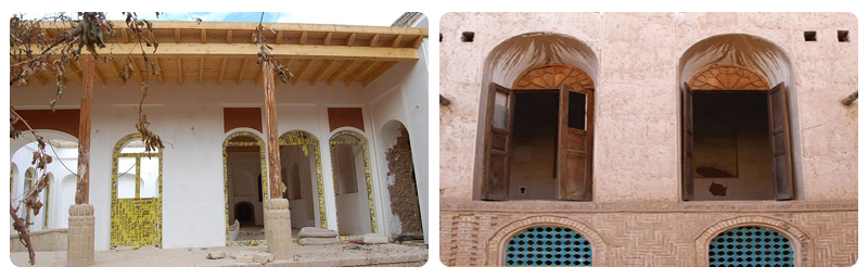 خانه طاهری سمنان