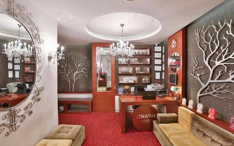 هتل Senatus Hotel Istanbul