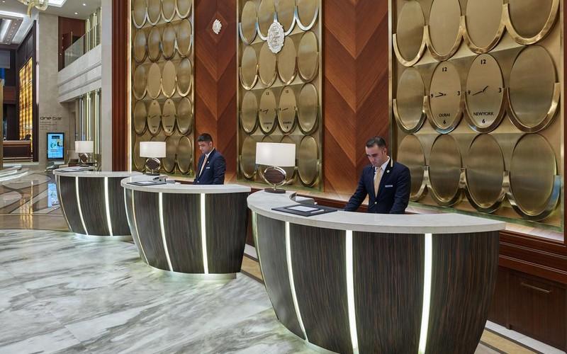 هتل Elite World Europe Hotel Istanbul