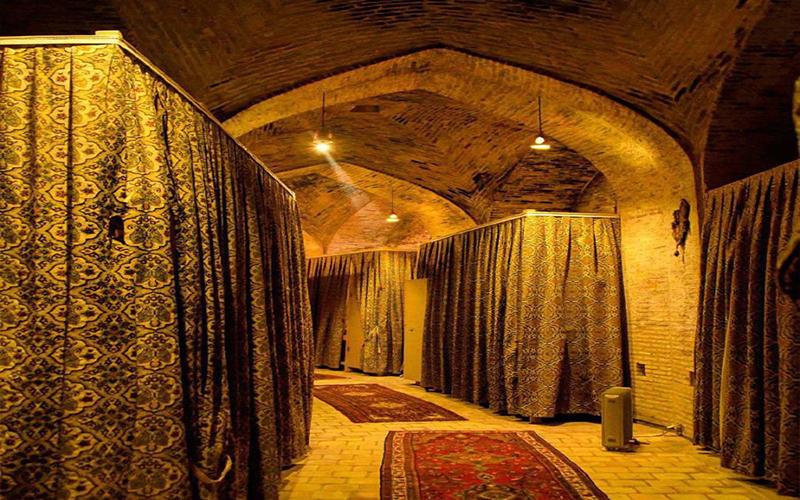 اقامتگاه سنتی کاروانسرای زین الدین مهریز