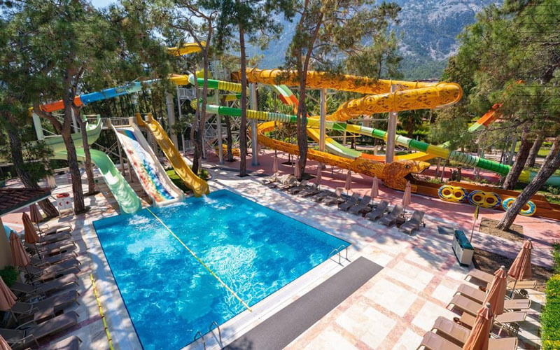هتل Akka Antedon - Kids Concept Antalya