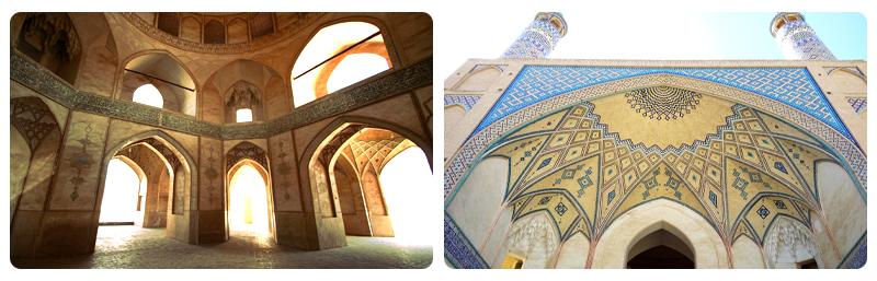 مسجد آقا بزرگ کاشان
