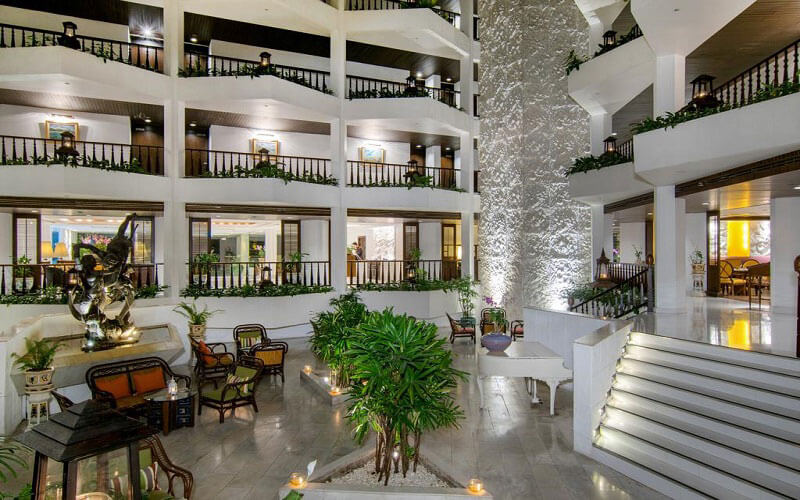 هتل سيام بی شور پاتايا
