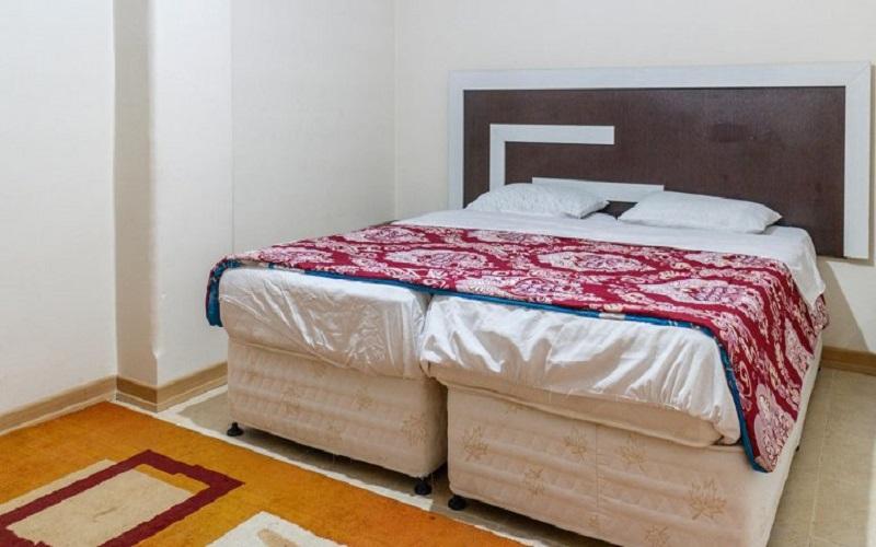 هتل آپارتمان شروین اصفهان
