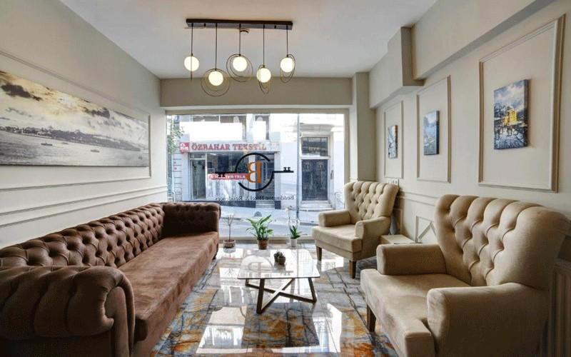 هتل Daily Sterilized Beddington Residence Sisli Istanbul