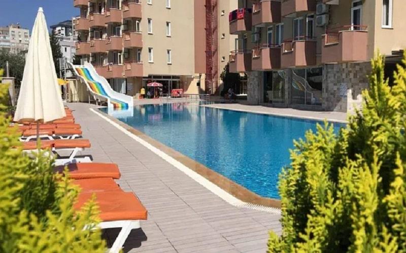 هتل Lara Dinc Hotel Antalya