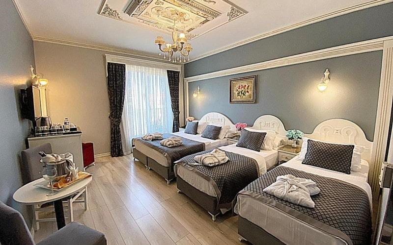 هتل Gulhanepark Hotel & Spa Istanbul