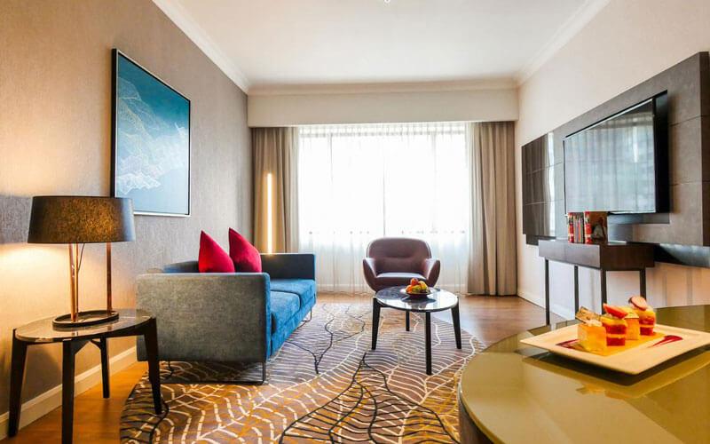هتل نووتل سیتی سنتر کوالالامپور