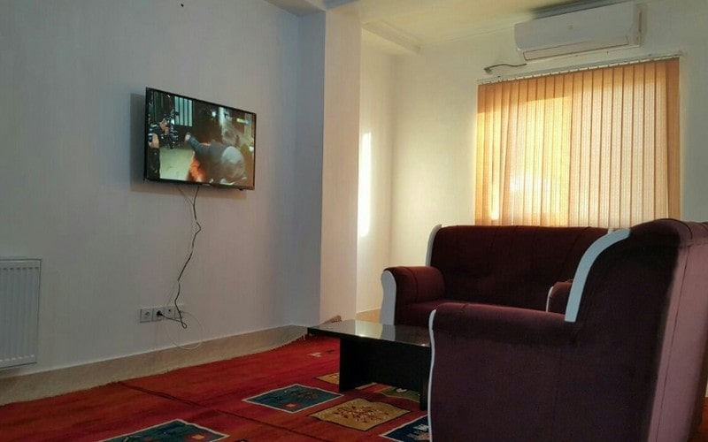 هتل آپارتمان اطلس گرگان