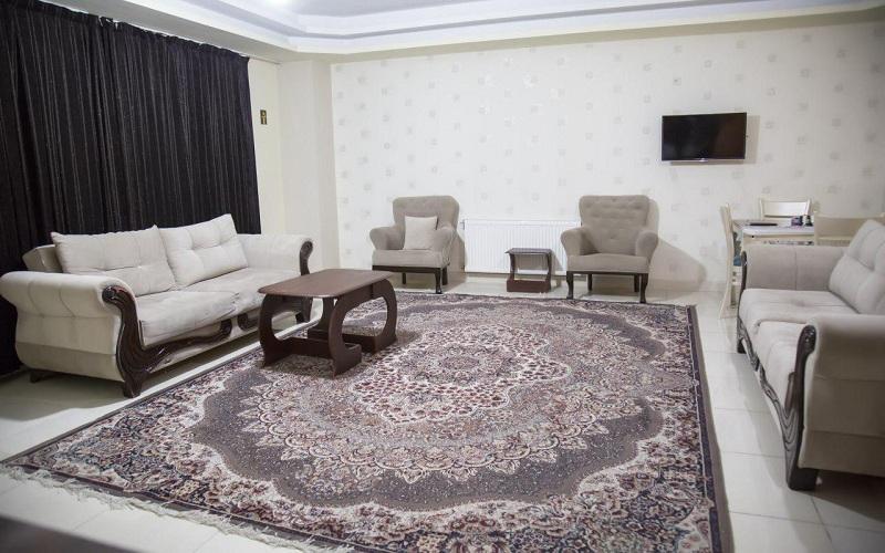 هتل آپارتمان پاک تبریز