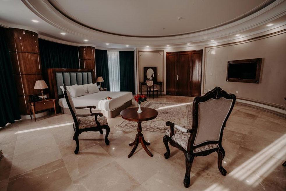 هتل ویستریا تهران