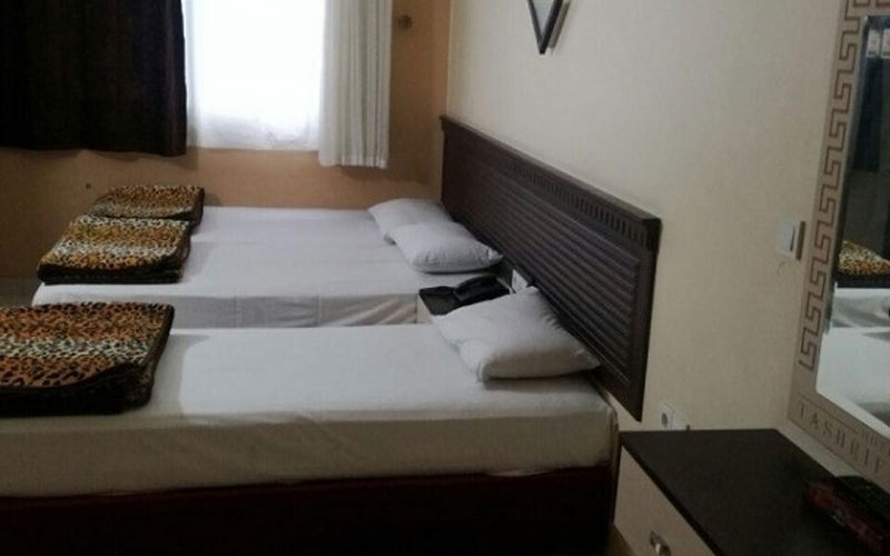 هتل آپارتمان تشریفات قم