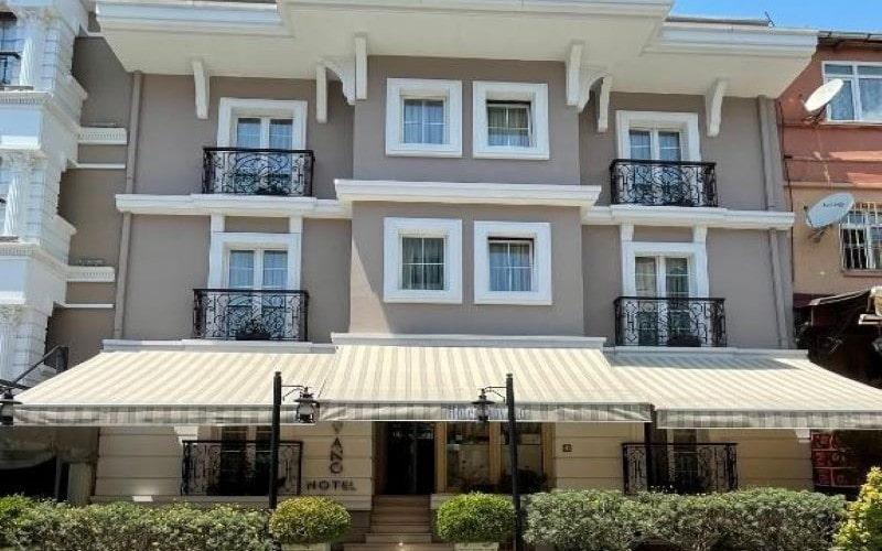هتل Hotel Novano Istanbul