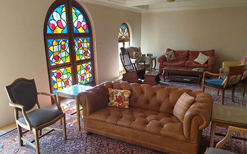 هتل اُرسی تبریز