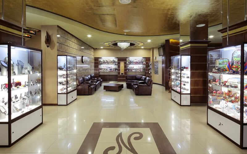 هتل Bomo Nairi Hotel Yerevan
