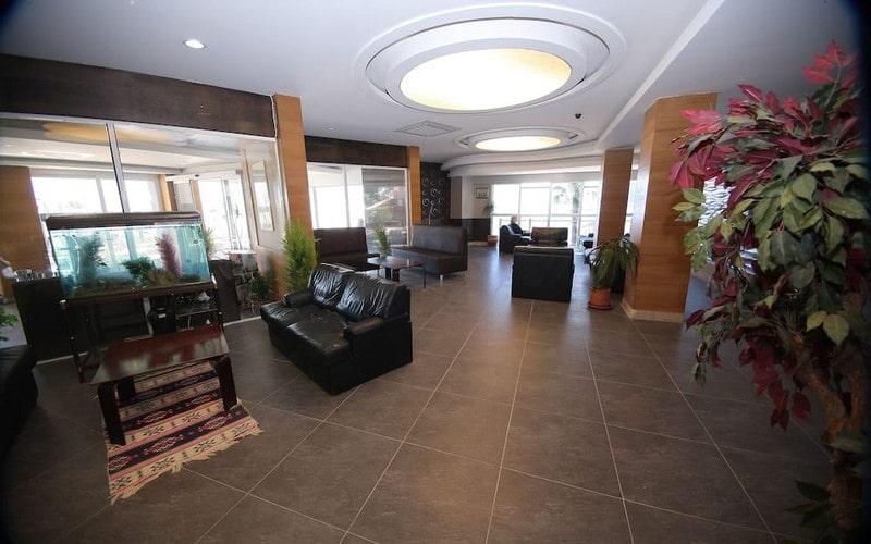 هتل Mehtap Beach Hotel Marmaris