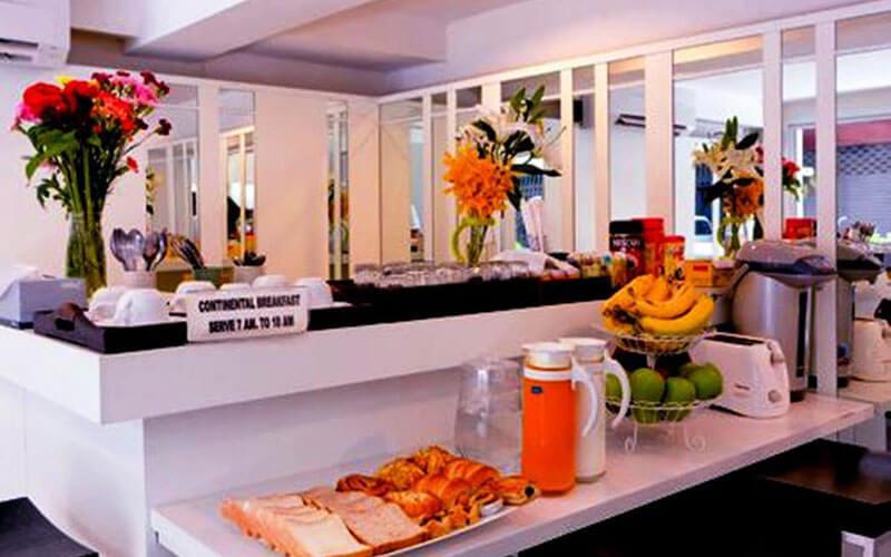 هتل نانترا دو کامفورت بانکوک