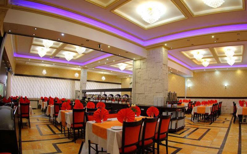 هتل پارسیان آزادی همدان
